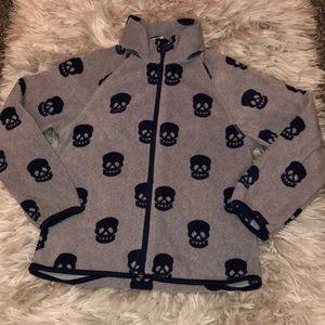 H&M fleece zip up